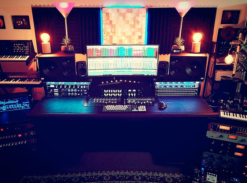 Kelsonic Studios, Melbourne, Austalia