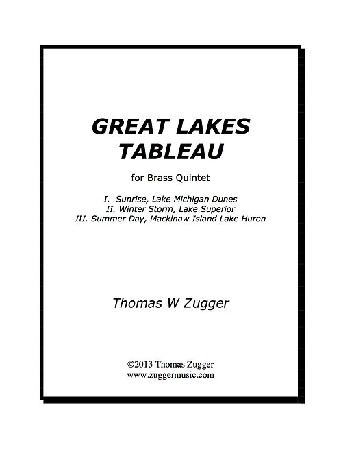 Great Lakes Tableau
