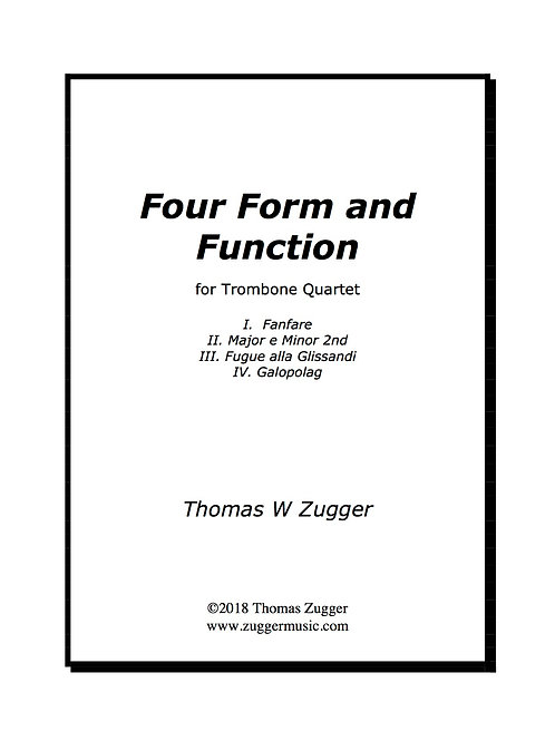 Four Form and Function