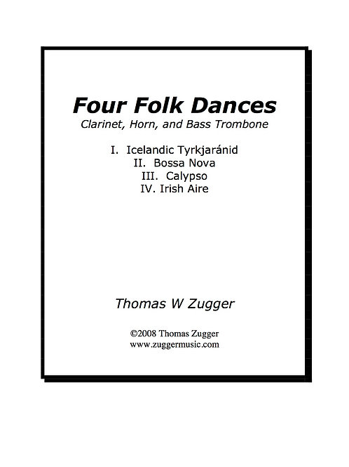 Four Folks Dance