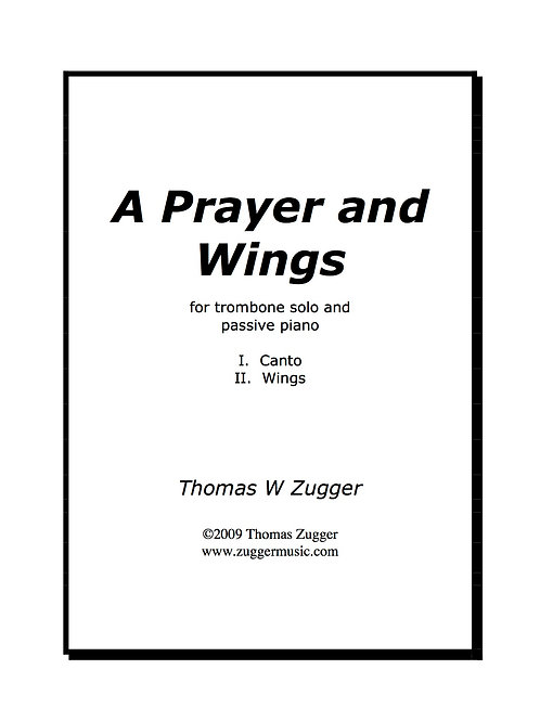 Prayer and Wings
