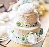 Prachtige Bruidstaart