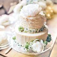 Gâteau déco floral