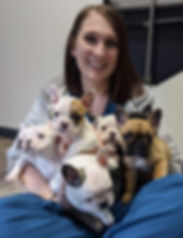 hannah with pups.jpg