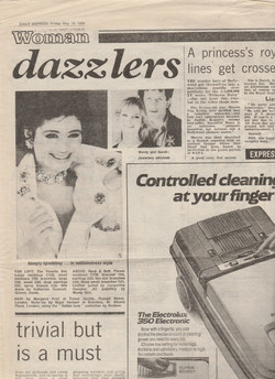 Woman Dazzlers