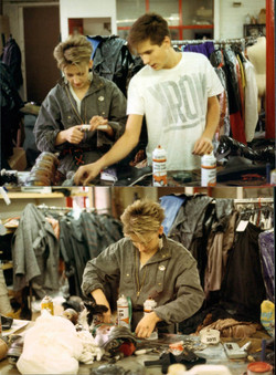 Making of The Wild Boys