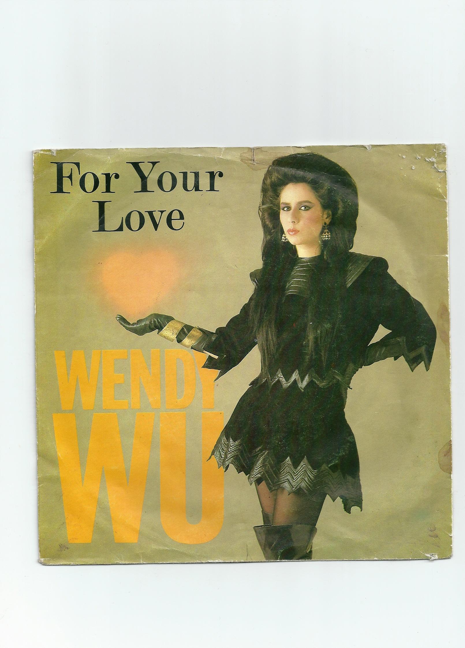 Wendy Wu 'Love'