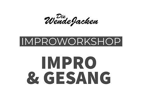 IMPRO & GESANG | Tageskurs