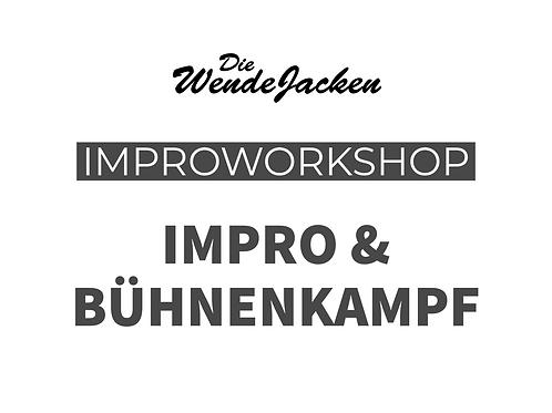 IMPRO & BÜHNENKAMPF | Tageskurs