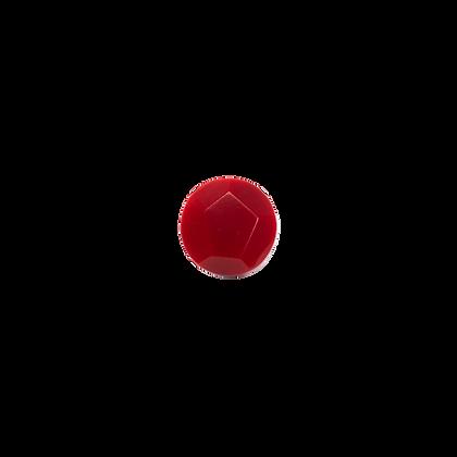 Red Ceramic Knob
