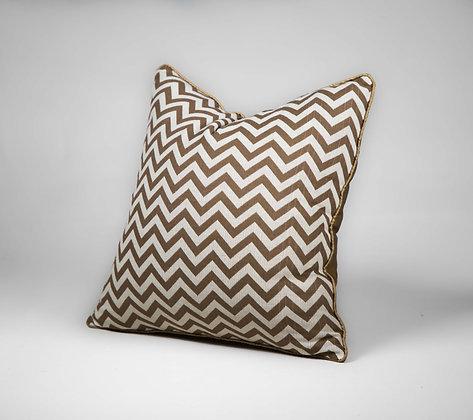 Two-Tone Cushion