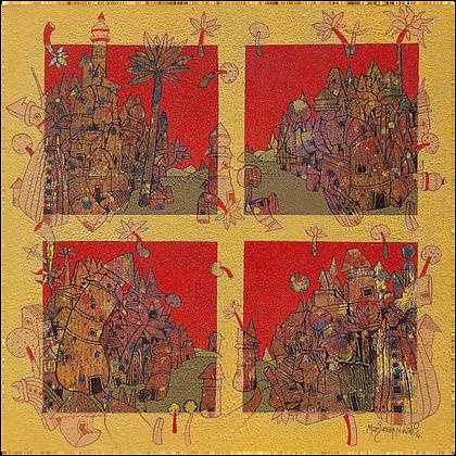 Manjunath Wali - Untitled