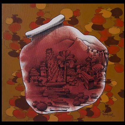 Manjunath Wali - Preservation