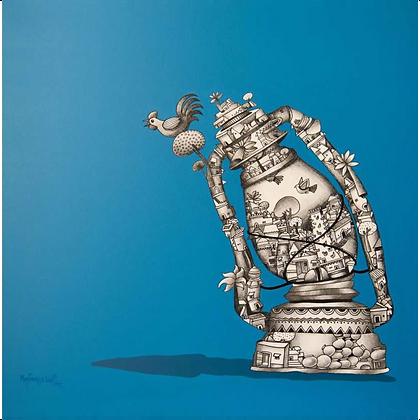 Manjunath Wali - Inner Light 02
