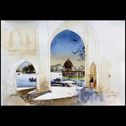 K Hiremath - Jaisalmer 11