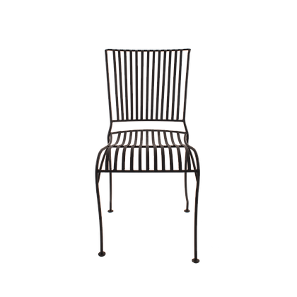 Sink Into Me Black Dining Chair