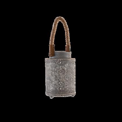 Paisley Lantern Grey Small