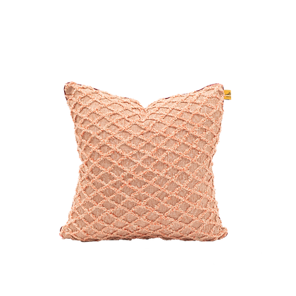 Two-tone Brocade Cushions
