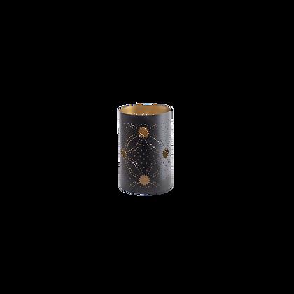 T-Light Candle Holder Black