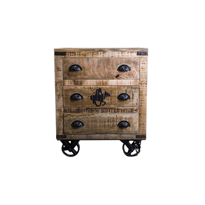Polo Chest of Drawers