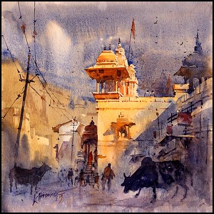 K Hiremath - Bundi 3