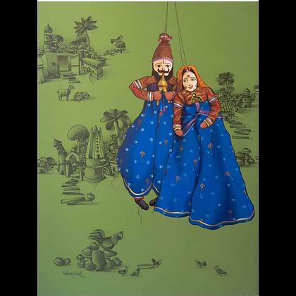 Manjunath Wali - Poppet Play 02
