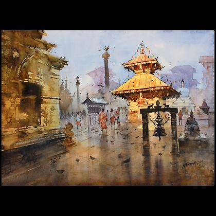 K Hiremath - Nepal 1