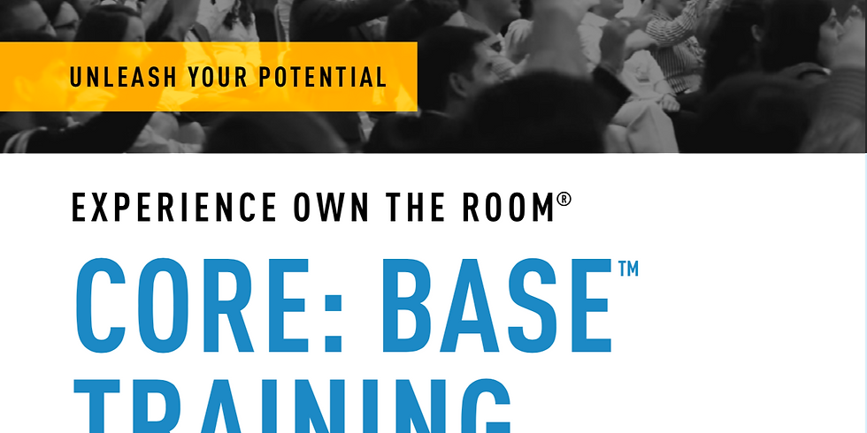 Own The Room: Executive Presence, Authentic Communication, Engaging our Audience
