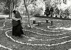 Paul Walsh Labyrinth Fellowship in Prayer, Princeton, NJ