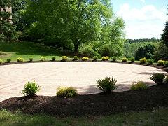 Labyrinth, Quellen Spiritual Center, Mendham, NJ