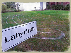 Labyrintht at the Community of God's Love, Rutherford, NJ