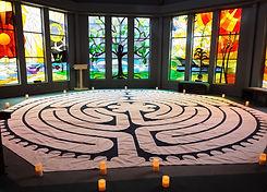 Labyrinth Chilton Hospital, Pompton Plains, NJ