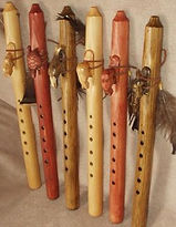 Johna Thompson, Native American Flutes, NJ