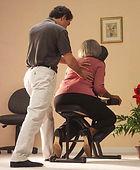 Chair Massage Services, New Jersey, Joachim Becker