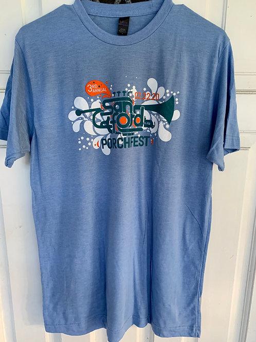 Sanford Porchfest 2020 Fest Shirt