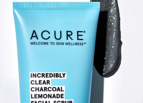 Exfoliant Incredibly clear
