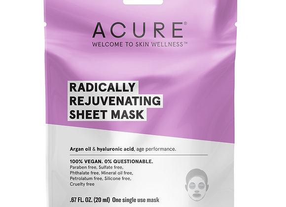 Masque en feuille Rejuvenating