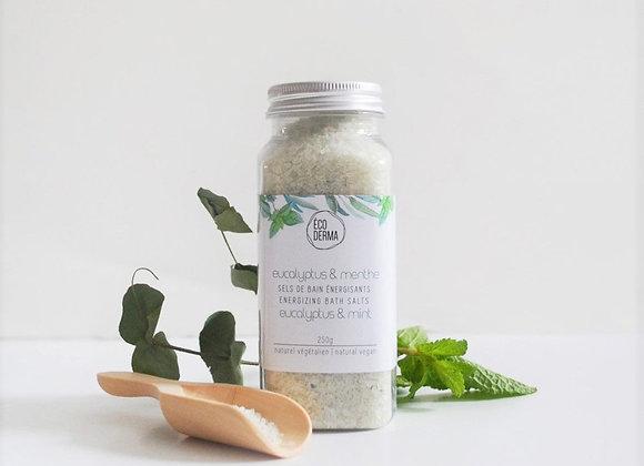 Sel de Bain Eucalyptus et Menthe