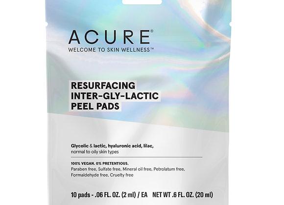 Peel pad resurfaçant inter Gly-lactic