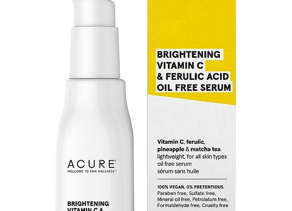 Sérum Vitamine C et acide ferulic