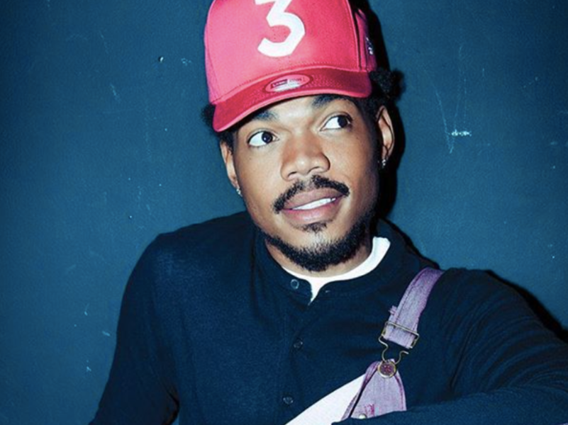 Chance the rapper plans on moving out of states.