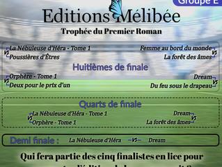 Editions Mélibée : Concours
