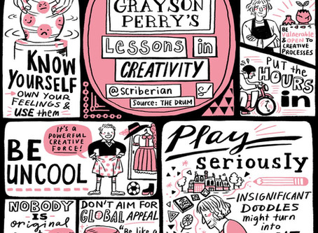 Grayson Perry's Lessons in Creativity