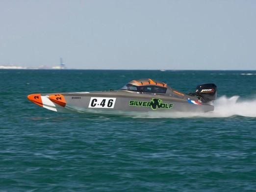 Ny 3C båt på plass