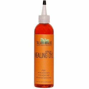 African Healing Oyl 8oz Black Earth Natural
