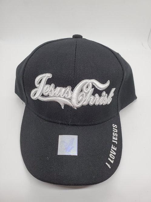 JESUS CHRIST CAP--I LOVE JESUS