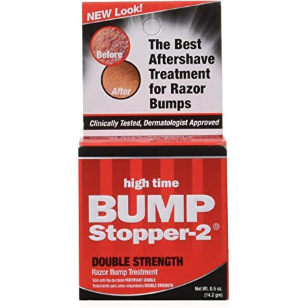 High Time Bump Stopper