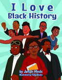 I Love Black History Coloring Book