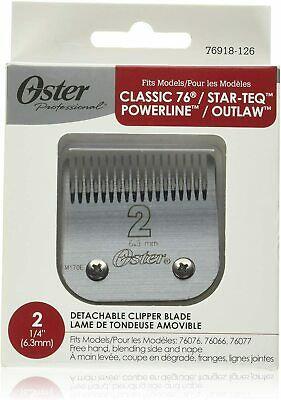 Oster 2 Clipper Blade