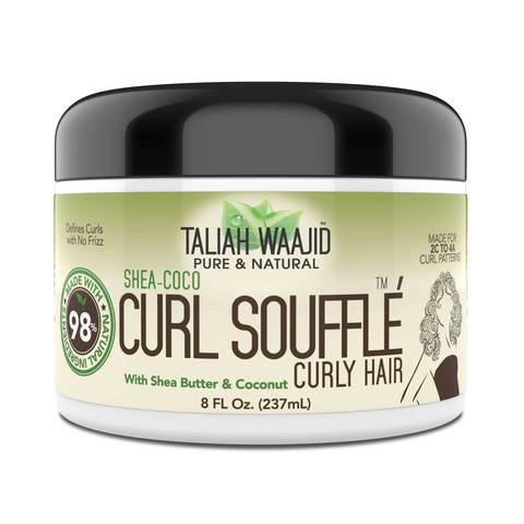 "Taliah Waajid She-Coco Curl Souffle"" Curly Hair"